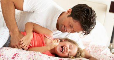 Sabias que la risa producida por las cosquillas no es la misma que la creada por la comedia?