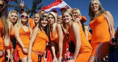 Sabias que los Holandeses son los mas altos del mundo?