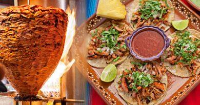 """Tacos al pastor """"Receta"""""""