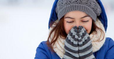 Sabias que el frio puede dañar directa o indirectamente el corazon?