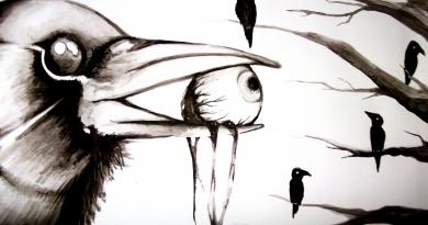 """Significado del dicho """"Cría cuervos y te sacarán los ojos"""""""