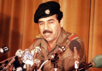 Se llama Saddam Hussain y no encuentra trabajo