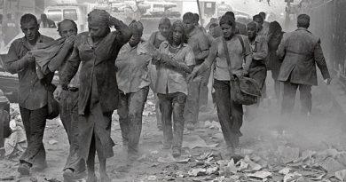 Recordando a las victimas del 11 de Septiembre del 2001