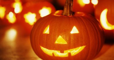 Cómo hacer una calabaza de Halloween