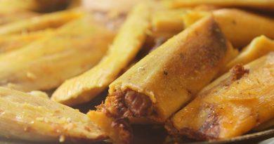 De donde vienen los Tamales? y el mejor lugar para comerlos en Minnesota!