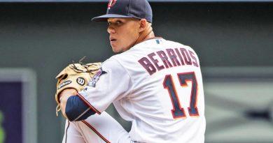 José Berríos tiene en la mira lanzar por los Twins el Día Inaugural