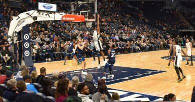 """Ganaron los Timberwolves """"paliza"""" a los Spurs. 129 – 114"""