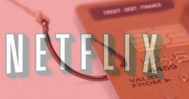 Cuidado! Te pueden robar tu información 'El falso e-mail de Netflix'
