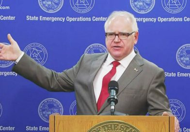 Gobernador Walz extiende tiempo en casa hasta el 13 de Mayo.