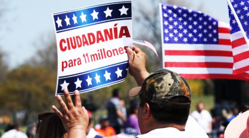Joe Biden propondrá la ciudadanía para indocumentados tras un proceso de 8 años..